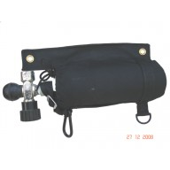 Suit inflation cylinder Pouch