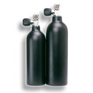 Suit inflation cylinders